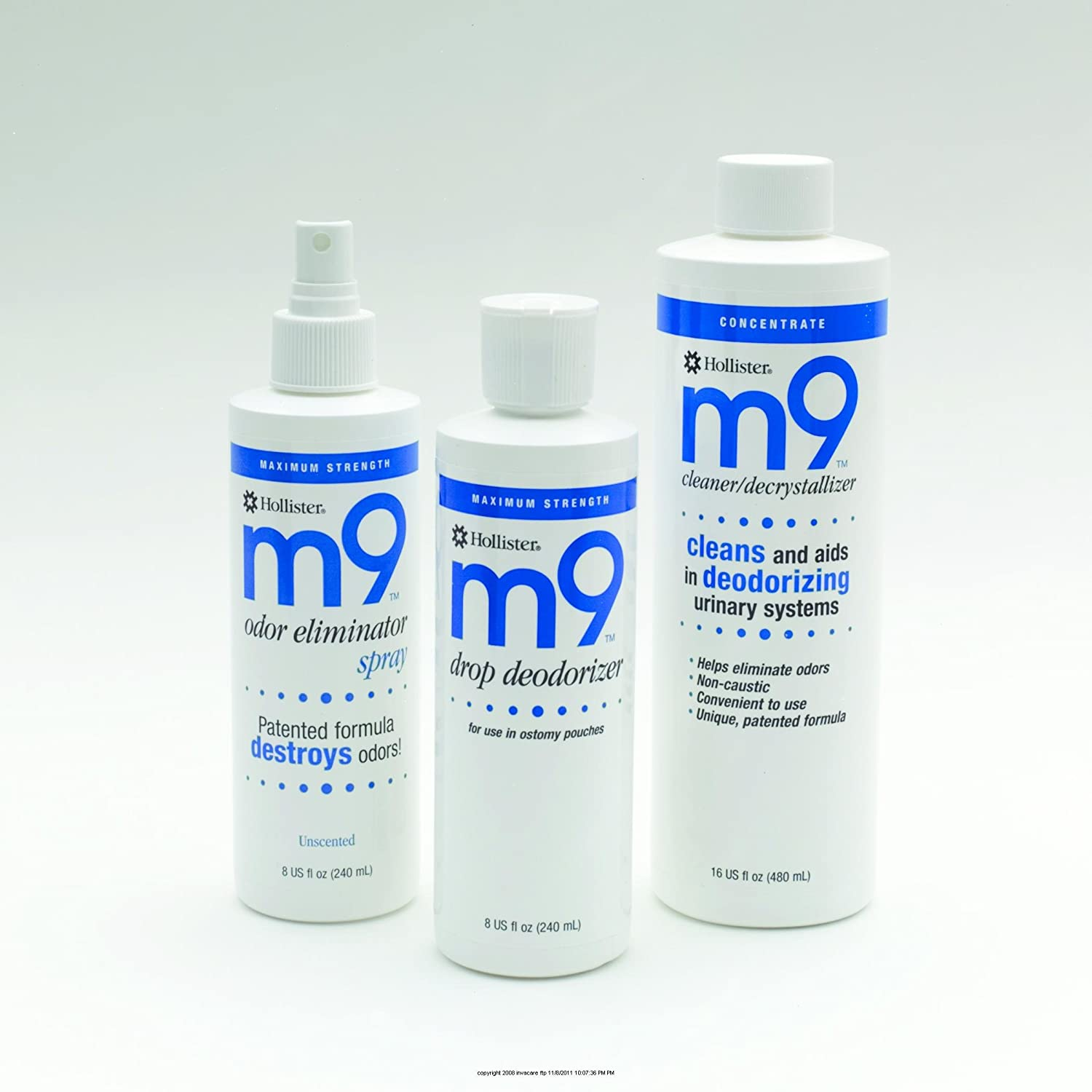m9 Odor Eliminator Beauty Complete Free Shipping products Spray M9 Deod Spry Unscntd 1 BOX E 12 2oz