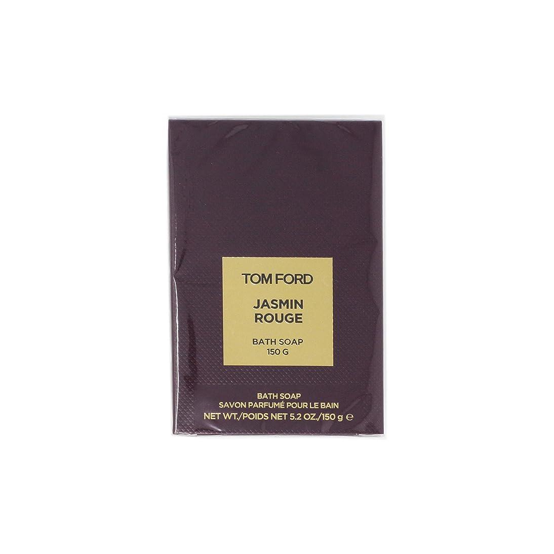 不可能な祝う間違っているトム フォード Private Blend Jasmin Rouge Bath Soap 150g/5oz