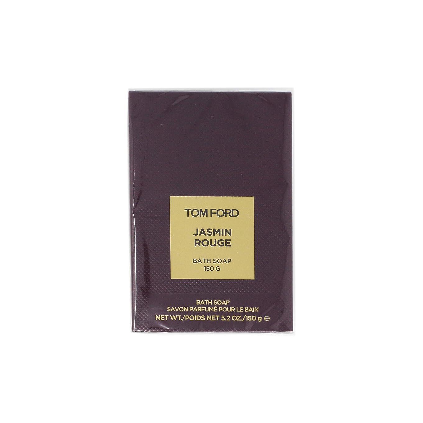 弁護人フロー作るトム フォード Private Blend Jasmin Rouge Bath Soap 150g/5oz