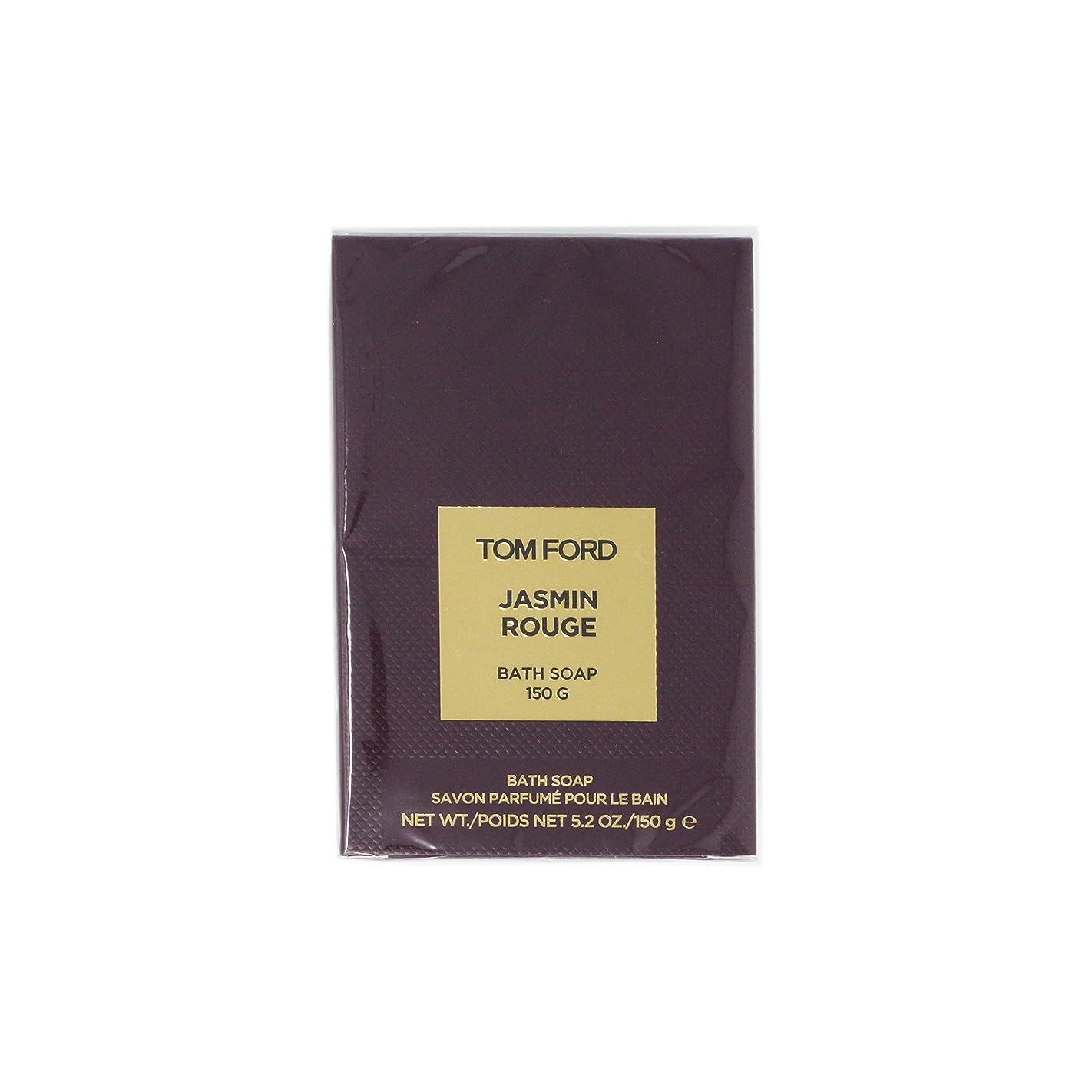 望ましい上院議員時々トム フォード Private Blend Jasmin Rouge Bath Soap 150g/5oz
