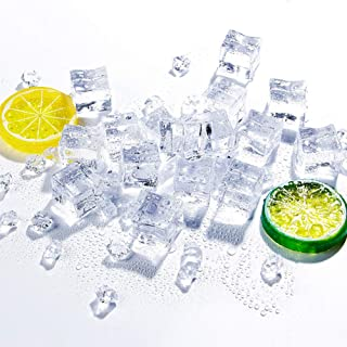 LoveInUSA Acrylic Ice Cubes Set, 20 PCS 1.2