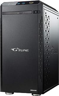 mouse ゲーミング デスクトップパソコン G-Tune NM-S711SHR6SZI/Corei7 9700/2060Super/16GB/256GB/1TB/Win10