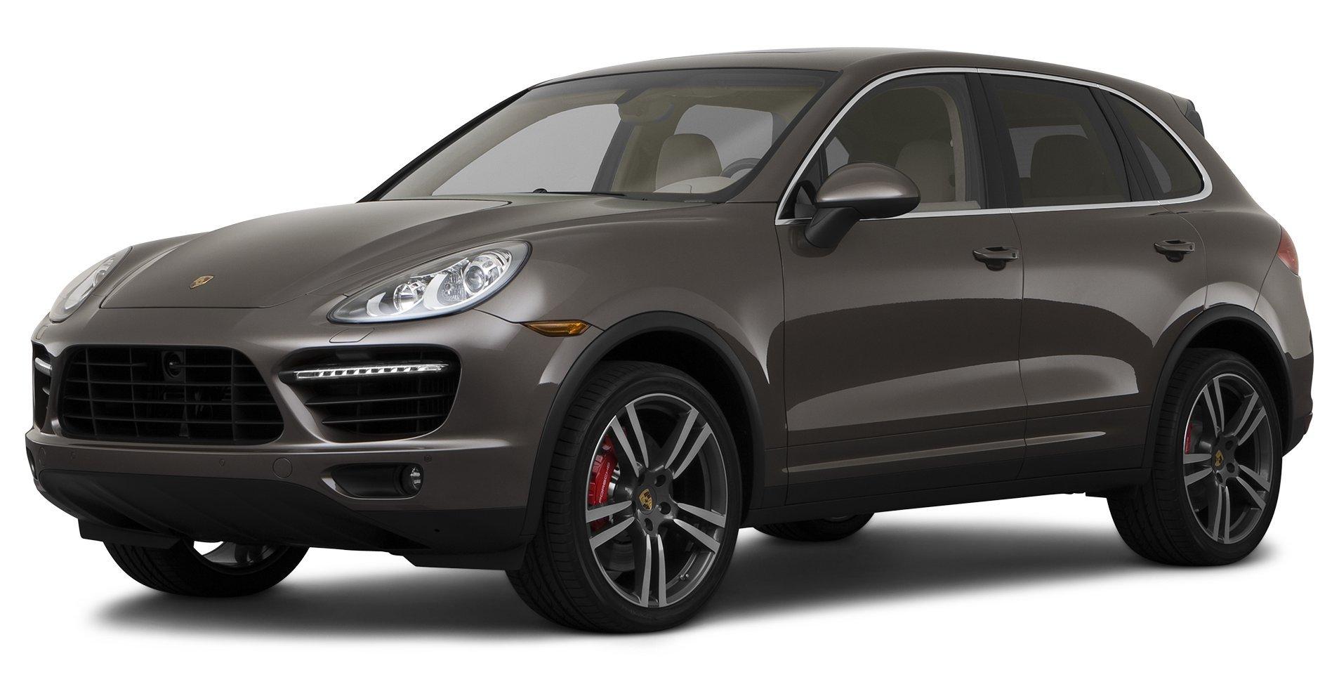 2011 Porsche Cayenne Turbo, All Wheel Drive 4,Door, Umber Metallic