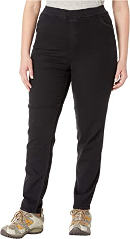 Plus Size Pinnacle Peak™ Twill Leggings