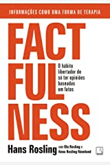 Factfulness - O habito libertador de so ter opinioes baseadas em fatos (Em Portugues do Brasil) Paperback