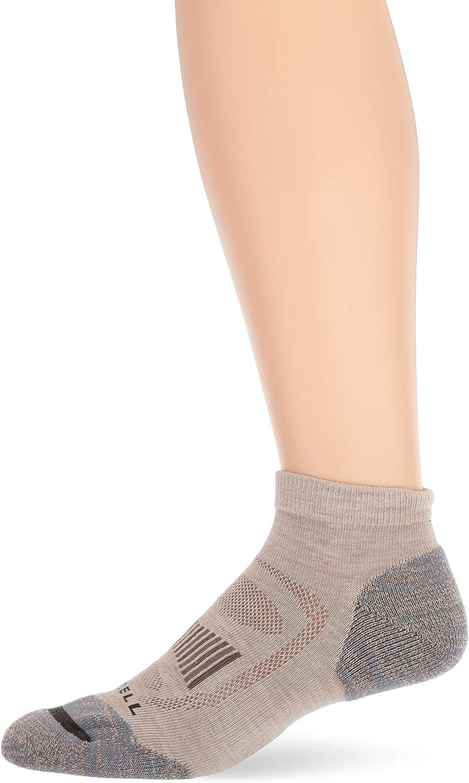 Merrell mens Cushioned Hiker Socks
