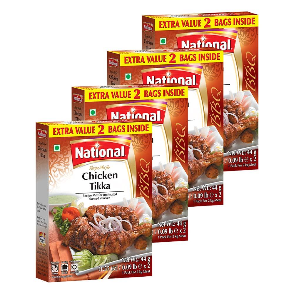 National Foods Chicken Tikka Recipe Mix 88g All stores Superlatite are sold As oz South 3.10