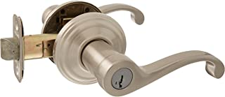 Kwikset 740CHL-15SR Commonwealth Entry Door Lock Smart Key Satin Nickel Finish