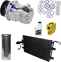 Universal Air Conditioner KT 1066D A/C Compressor and Component Kit