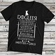 Dogleesi Breaker Of Chains And Mother Of Dogs T-Shirt Game Of Thrones