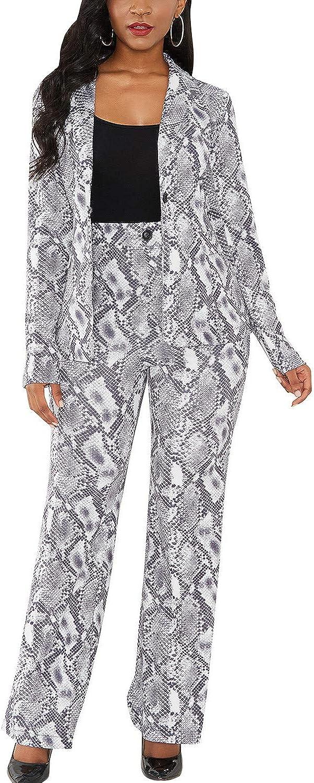 Shin Fashion wholesale Womens Two Piece Blazer Fi Slim Outfits 5% OFF Long Sleeve