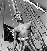 Posterazzi EVCMBDCRPIEC018HLARGE The Crimson Pirate Burt Lancaster 1952 Photo Print, 16 x 20, Varies