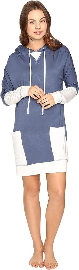 Hooded Lounger w/ Sherpa Hood 3531255