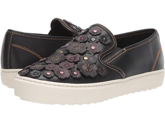 COACH C115 Slip-On Sneaker   6pm