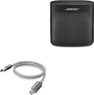 Cabo Bose SoundLink II, BoxWave [Micro USB DuraCable] Cabo de carregamento Micro USB trançado para Bose SoundLink II – Cin...