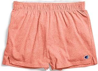 Champion Life Women's Practice Shorts (Groovy Papaya Heather, XX-Large)