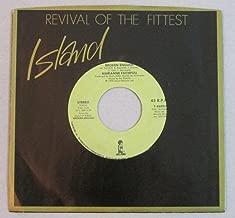 why d'ya do it? / broken english 45 rpm single