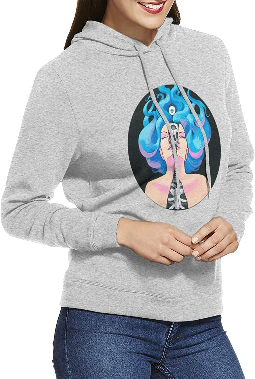 kexpCasual Fashion Comfortable Max 47% Max 61% OFF OFF Sweater Less Hooded Hood Pocket
