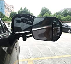 AUTLY 1X Towing Mirrors Universal Side Mirror Extensions for Towing for Gmc Custom Chevrolet Cadillac Ford