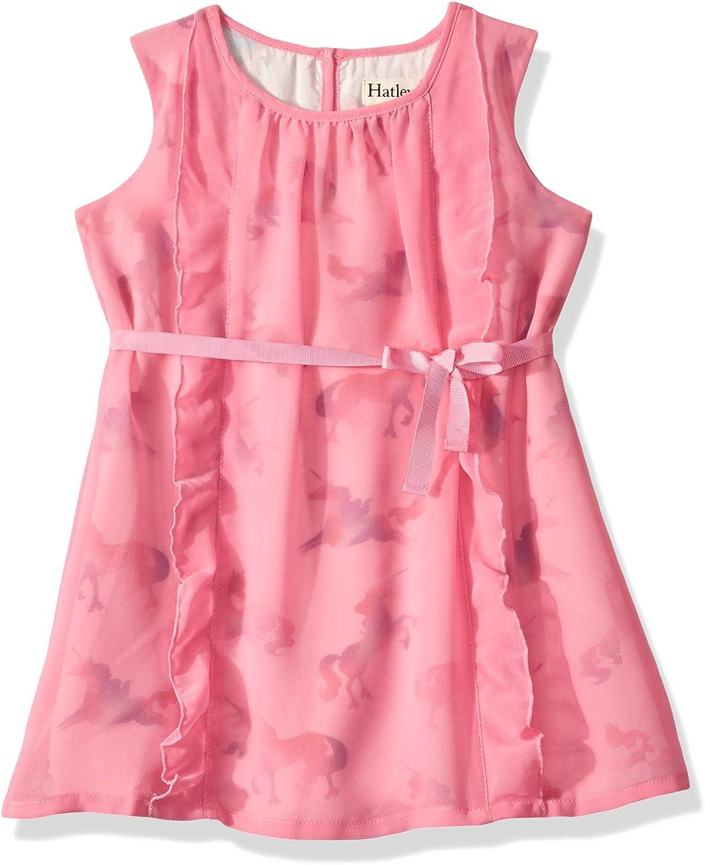 Hatley Manufacturer OFFicial shop Girls' Party Indefinitely Dress