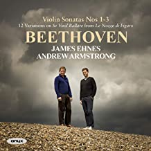 Beethoven Violin Sonatas Op. 12