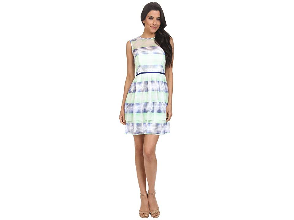 Shoshanna Jessica Dress (Plaid) Women