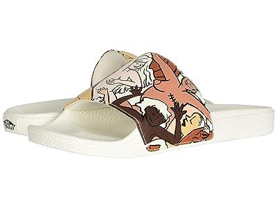Vans Vans x Breast Cancer Awareness Collab Sneaker Collection ((Breast Cancer) Girl Gan (Slide-On)) Athletic Shoes