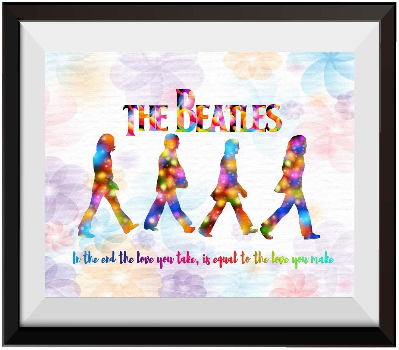 Uhomate The Beatles Poster Sale SALE% OFF Art Decor Wall Home C Industry No. 1