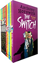 Anthony Horowitz Wickedly Funny 10 Children Books Collection Set (The Switch, Return to Groosham Grange, Granny, The Devil...