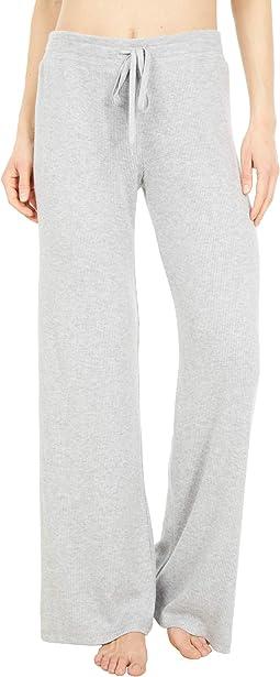 Textured Basics Pants