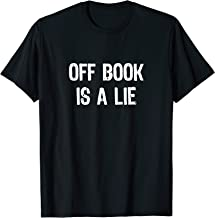 Best off book is a lie Reviews