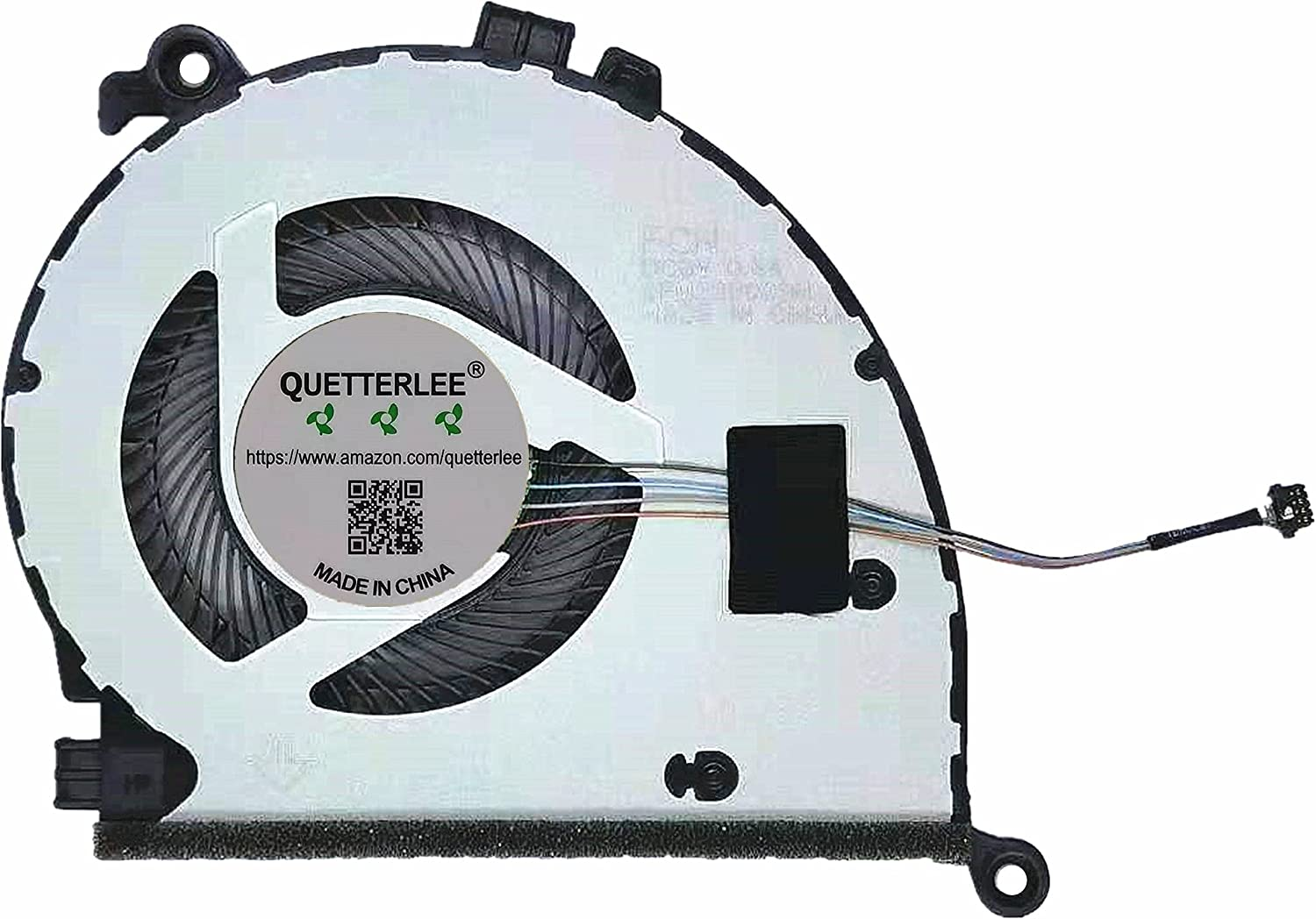 QUETTERLEE Replacement New Laptop CPU 202 Popular overseas Lenovo Fan Cooling for Ranking TOP9