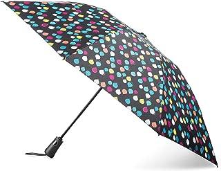 InBrella Reverse Folding Umbrella - Inverted Design, Auto Open/Close