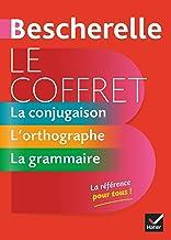 Bescherelle Le coffret de la langue française: La conjugaison, L orthographe, La grammaire (Bescherelle références)