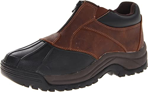 Propet hombres de Blizzard Ankle Zip botas