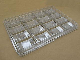 Chessex: Räkneficka, en (1), 16 fack 2 delar bricka