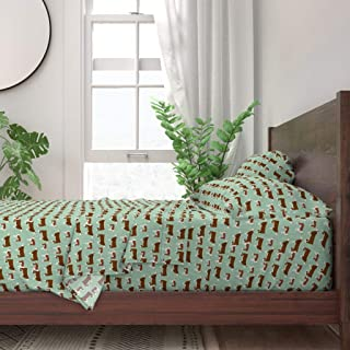Best cow print sheets Reviews