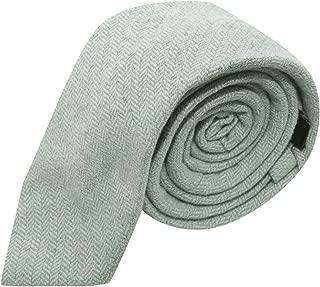 Corbata verde menta de espiga: Amazon.es: Ropa y accesorios