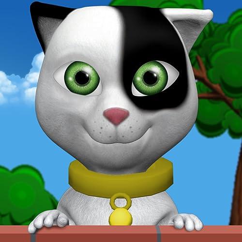 Max Die Sprechende Baby Katze: Pet Games (Kostenlos)