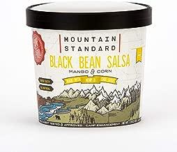 Mountain Standard Foods Black Bean & Mango Salsa with Hemp & Chia Seeds, 1 Servings Per Cup, Freeze Dried Food