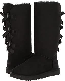 black and gray sunburst uggs