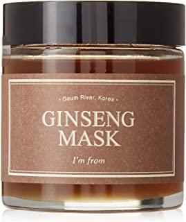 Best real nature red ginseng face mask Reviews