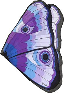 [ダグラストイ]Douglas Toys Butterfly Wings w/Glitter Eyes, Purple 50562 [並行輸入品]