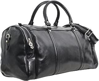 Gusti Cuir /'Timothy/' bagages à main sac de voyage sac à bandoulière Weekender Sac de sport