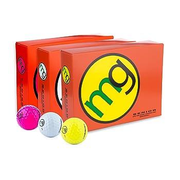 MG Senior Longest Golf Balls