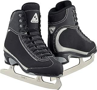 Jackson Ultima Softec Vista ST3200 ST3201 Figure Ice Skates for Women and Girls/Black, Navy, White