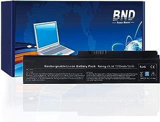 BND 5200mAh Battery for Toshiba PA3817U-1BRS PA3819U-1BRS Toshiba Satellite L600 L675 L675D L700 L745 L750 L750D L755 L755D M640 M645 P745-24 Months Warranty [6-Cell Li-ion]