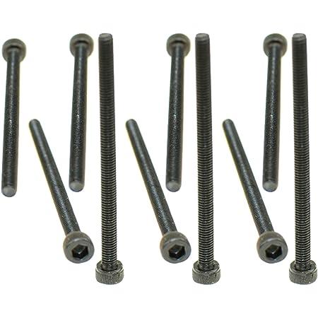 XunLiu Grade 12.9 Alloy Steel Hex Socket Head Cap Screws 50, M2X25
