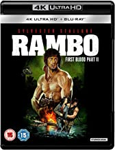 Rambo: First Blood Part II 4K 2018