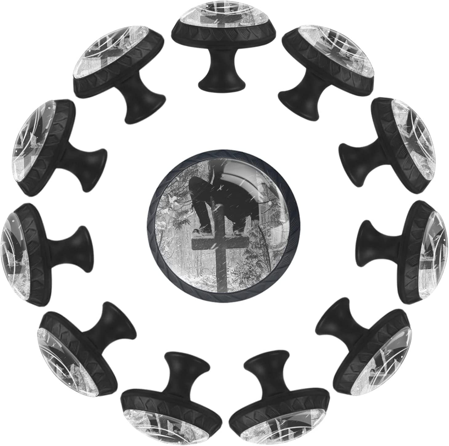 Credence Cross Outlet ☆ Free Shipping Monument Decorative Door Knobs Kitchen Crystal for Glass C